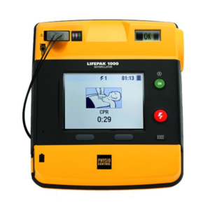 Physio Control Lifepak 1000 con ECG