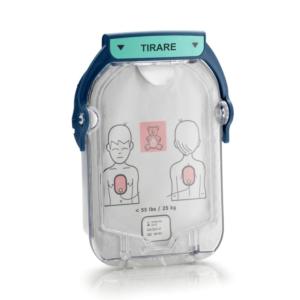 Philips Heartstart HS1 elettrodi pediatrici