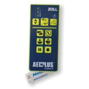 Telecomando per lo Zoll AED Plus trainer