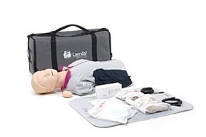 Laerdal Resusci Anne First Aid torso borsa trasporto morbida