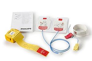 Philips Heartstart FR3 batteria ricaricabile per la formazione