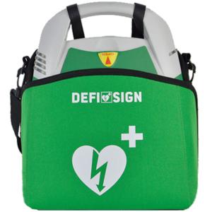 DefiSign AED custodia