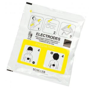 Schiller kinderelektroden FRED easyport