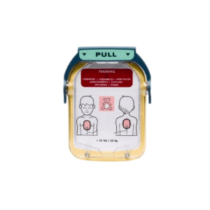 Philips Heartstart HS1 cassetta elettrodi didattici pediatrici