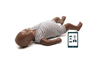 Laerdal Little Baby QCPR (Pelle scura)