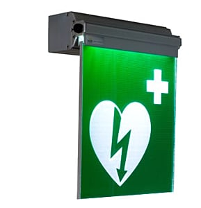 AED Pictogram LED verlichting