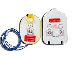 Philips Heartstart HS1 ricambio elettrodi didattici pediatrici