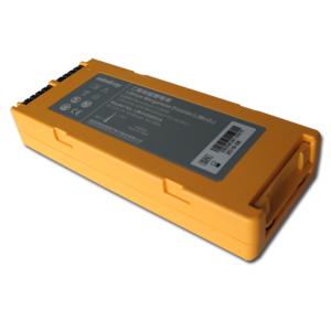 Mindray BeneHeart D1 batterij achterzijde