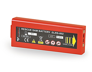 Rescue Sam pacco batteria